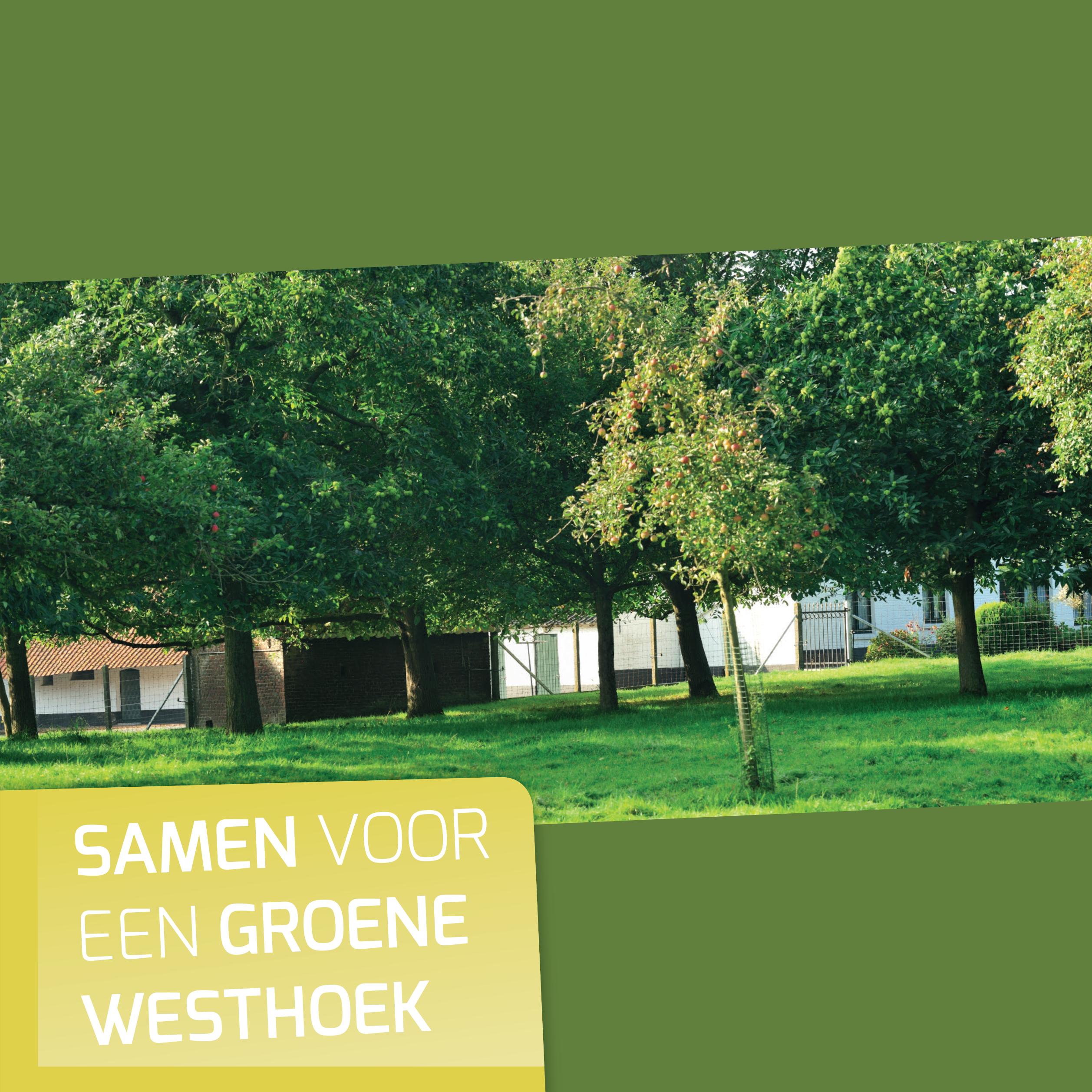 Samen voor een groene Westhoek